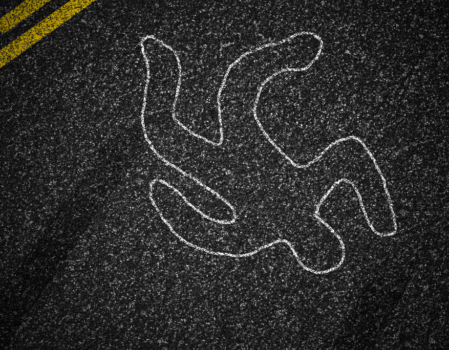 Elmendorf Pedestrian Accident